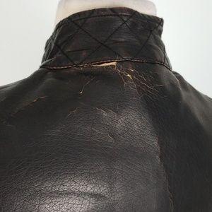 Arden B Jackets & Coats - Arden B faux leather moto jacket